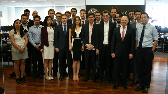 2016 Asia Compact in Private Equity group foto