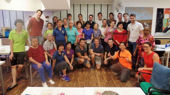Asia Term 2017 Social Project