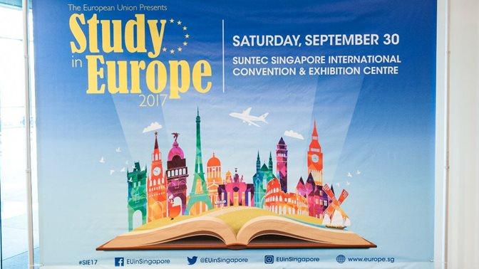 2017 Study in Europe Fair