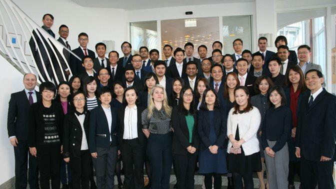 2017 Wealth Management Institute Study Mission, Switzerland