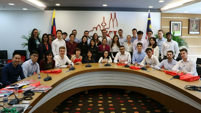 Business Study Mission to Malaysia October 2017