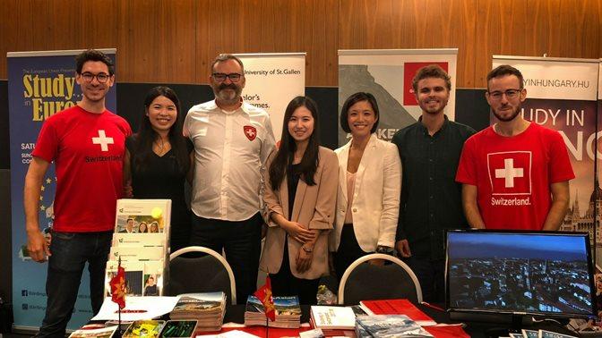 2018 Study in Europe Fair